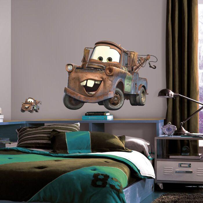Fournisseur Specialiste Deco Linge De Maison Depuis 40 Ans Stickers Disney Pixar Cars Martin Stickers Pas Cher Thedecofactory Com