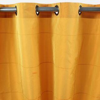 WILLIAM rideau Taffetas (150x250cm) jaune