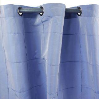 WILLIAM rideau Taffetas polyester (150x250cm) parme