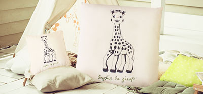 collection Sophie la Girafe